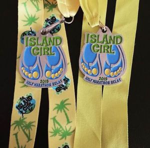 Island Girl Ribbon
