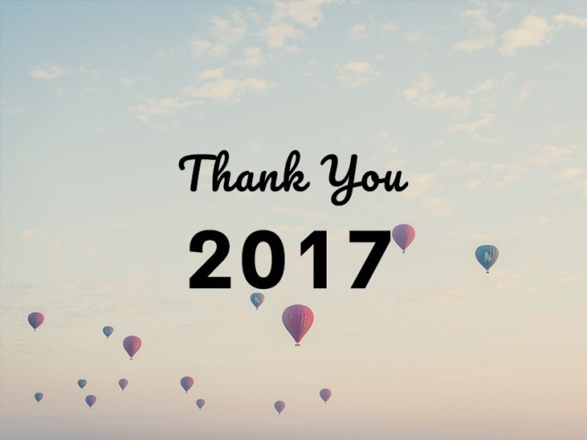 thank you 2017